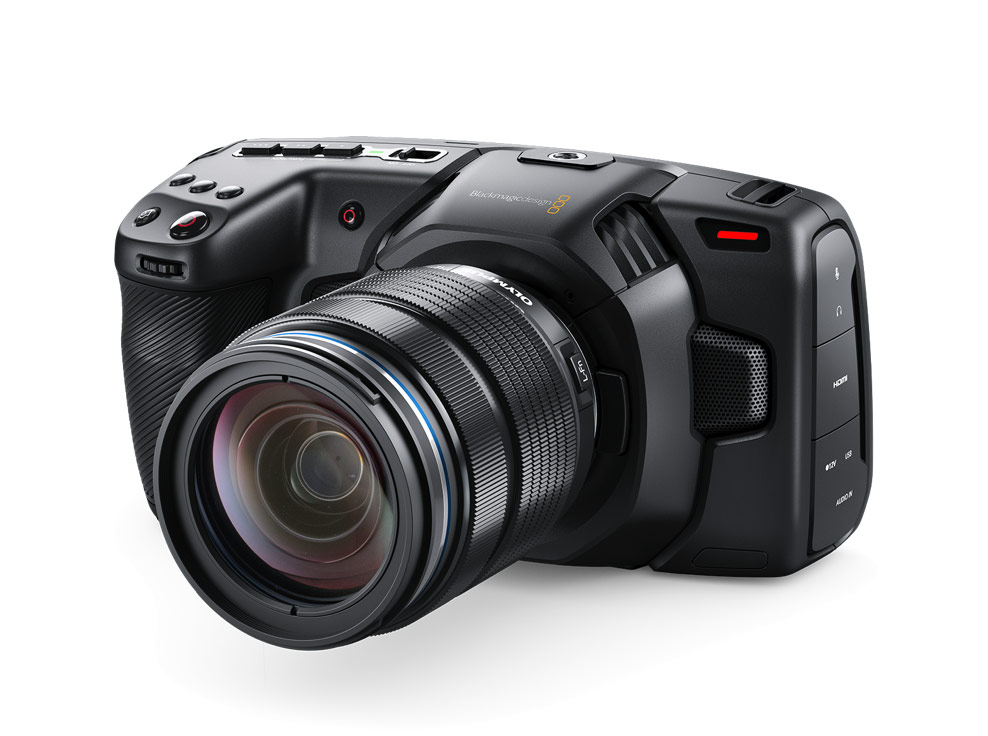 Blackmagic Design Pocket Cinema Camera 4k Creatav South Africa