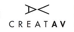 CreatAV Custom Logo